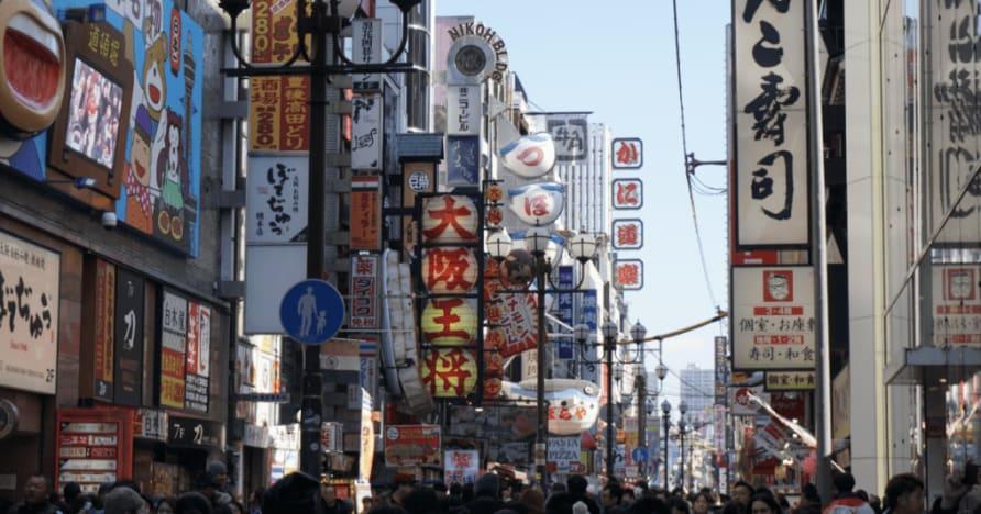 Los 7 mejores juegos de apuestas japoneses en línea