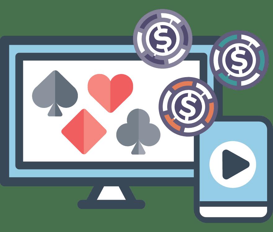 Los 83 mejores sitios de Casino de Vídeo póker en línea en Ecuador