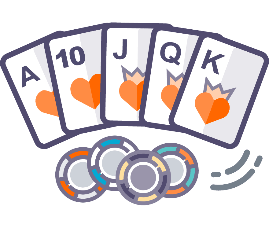 Los 39 mejores sitios de Casino de Texas Hold'em en línea en Ecuador