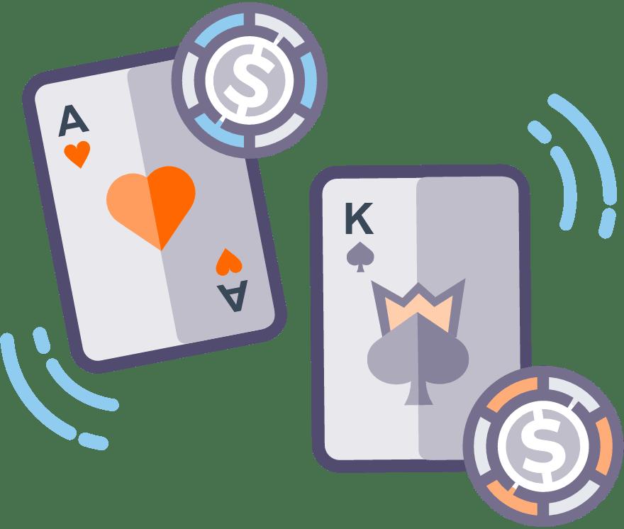 Los 7 mejores sitios de Casino de Guerra de casino en línea en Ecuador